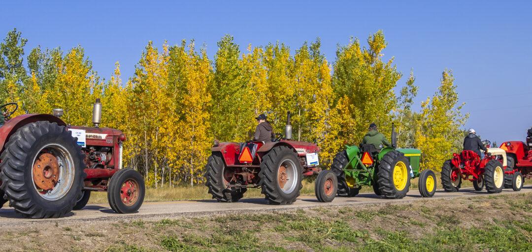 Tractor Trek 2021 is Re-scheduled